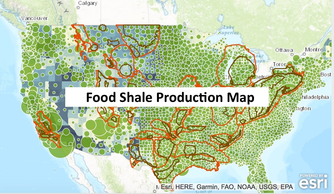 Webinar: What's In My Food? When Food and Shale Production Intersect