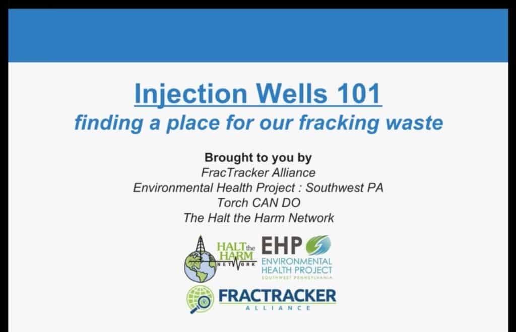 webinar - hhn - injection wells